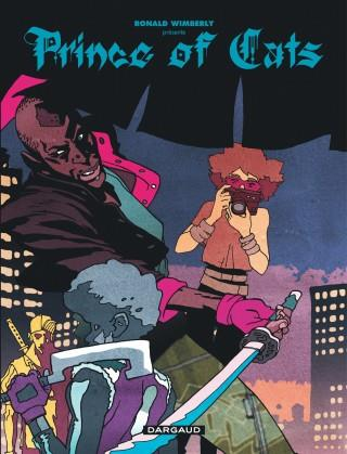 PRINCE OF CATS - TOME 0 - PRINCE OF CATS XXX DARGAUD